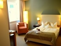 Doppelzimmer Economy Plus, Quelle: (c) Hotel Stempferhof