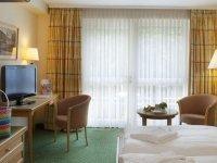 Doppelzimmer Landhaus ohne Balkon, Quelle: (c) Sellhorn Ringhotel und Restaurant