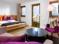 Doppelzimmer Exklusiv 35 m2, Quelle: (c) Hotel Goldried GmbH