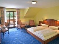 Doppelzimmer Gästehaus, Quelle: (c) AKZENT Hotel Alte Linde Wieling