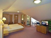 Doppelzimmer Gartenseite ohne Balkon, Quelle: (c) AKZENT Hotel Alte Linde Wieling
