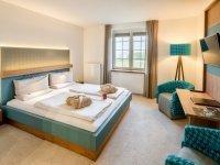 Doppelzimmer Green View, Quelle: (c) Hotel Bornmühle