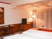 Doppelzimmer Hahnenkamm, Quelle: (c) Q! Hotel Maria Theresia