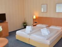 Doppelzimmer Haupthaus, Quelle: (c) LaVital Sport- & Wellness-Hotel GbR