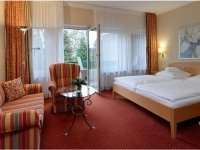 Doppelzimmer Landhaus mit Balkon, Quelle: (c) Sellhorn Ringhotel und Restaurant