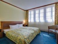 Doppelzimmer im Haupthaus, Quelle: (c) Hotel Gasthaus Zum Schwan