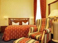 Doppelzimmer im Kutscherhaus Landseite, Quelle: (c) Schlosshotel Groß Plasten
