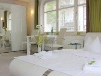 Doppelzimmer Junior, Quelle: (c) AKZENT Strandresidenz Villa Verdi