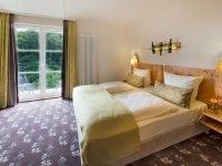 Doppelzimmer Kabinett, Quelle: (c) Waldhotel Rheingau