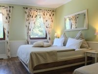 Doppelzimmer Komfort, Quelle: (c) Blesius Garten Betriebs GmbH
