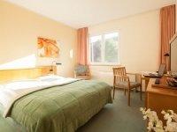 Doppelzimmer Komfort, Quelle: (c) Apart Hotel Gera