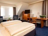 Doppelzimmer Komfort, Quelle: (c) Seehotel Niedernberg - Das Dorf am See