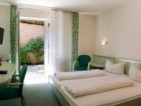 Doppelzimmer Komfort, Quelle: (c) Hotel Am Markt GmbH