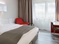 Doppelzimmer Komfort, Quelle: (c) DORMERO Hotel Hannover