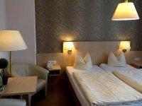 Doppelzimmer Komfort, Quelle: (c) Hotel Römerbad