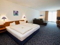 Doppelzimmer Komfort, Quelle: (c) Alpina Lodge Hotel Oberwiesenthal