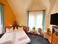 Doppelzimmer Komfort, Quelle: (c) Kohlers Hotel Engel