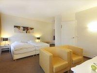 Doppelzimmer Komfort, Quelle: (c) Hotel Krone Tübingen