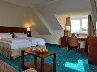 Doppelzimmer Komfort, Quelle: (c) Hotel DER LINDENHOF