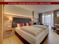 Doppelzimmer Komfort (28 qm²)  - Haupthaus & Gästehaus , Quelle: (c) Früchtl - Wirtshaus zum Bräu