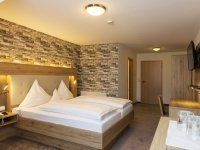 Doppelzimmer Komfort, Quelle: (c) Hotel Restaurant Räuber Lippoldskrug