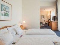 Doppelzimmer Komfort, Quelle: (c) Best Western Hotel Am Straßberger Tor