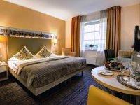 """Doppelzimmer Komfort A, Quelle: (c) NordWest-Hotel """"Amsterdam"""""""
