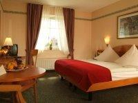 """Doppelzimmer Komfort B, Quelle: (c) NordWest-Hotel """"Amsterdam"""""""