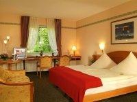 """Doppelzimmer Komfort C, Quelle: (c) NordWest-Hotel """"Amsterdam"""""""