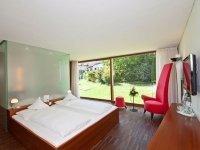 Doppelzimmer Komfort Gartenblick, Quelle: (c) Romantik Hotel Johanniter-Kreuz
