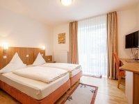 Doppelzimmer Komfort mit Balkon oder Terrasse, Quelle: (c) Gasthaus Ostermeier