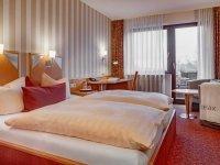 Doppelzimmer Komfort Plus, Quelle: (c) Waldhotel Eisenberg