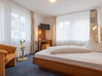 Doppelzimmer KomfortGeist, Quelle: (c) Hotel Restaurant Schloss Döttingen