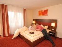 Doppelzimmer Landseite, Quelle: (c) Hotel Hoeri am Bodensee