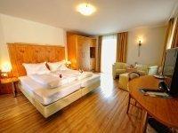 Doppelzimmer Meisternblick, Quelle: (c) Hotel Rothfuß