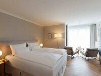Doppelzimmer mit Balkon, Quelle: (c) Hotel Hanseatic Rügen & Villen