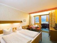 Doppelzimmer mit Balkon, Quelle: (c) DEVA Hotel Sonnleiten