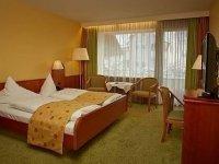 Doppelzimmer mit Balkon, Quelle: (c) Hotel Kloster Hirsau