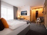 Doppelzimmer mit Balkon, Quelle: (c) Tannenhaus Hotel · Restaurant