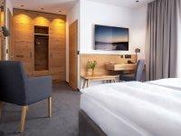 Dreibettzimmer mit Balkon PLUS, Quelle: (c) Tannenhaus Hotel · Restaurant