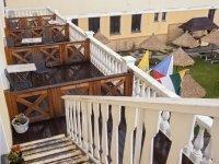 Doppelzimmer mit Balkon, Quelle: (c) Kurhotel Sevilla