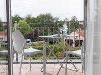 Doppelzimmer mit Balkon, Quelle: (c) Landhotel Rügheim
