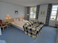 Doppelzimmer mit Balkon, Quelle: (c) Parkhotel Bad Bertrich