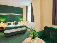 Doppelzimmer mit Balkon, Quelle: (c) Ferien Hotel Villa Südharz