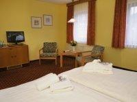 Dreibettzimmer, Quelle: (c) Natur Hotel Lindenhof