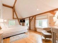 Doppelzimmer mit Gartenblick (Zimmer 1), Quelle: (c) Schloss Manowce