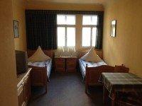 Doppelzimmer mit getrennten Betten, Quelle: (c) Hotel Ross