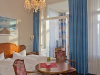 Doppelzimmer mit Loggia, Quelle: (c) Romantik Hotel Esplanade