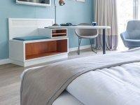 Doppelzimmer mit Meerblick , Quelle: (c) Hotel Am MedemUfer