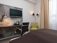 Doppelzimmer mit Queensize-Bett , Quelle: (c) Best Western Hotel Dortmund Airport
